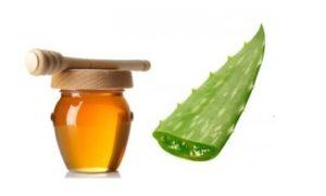 мед алое