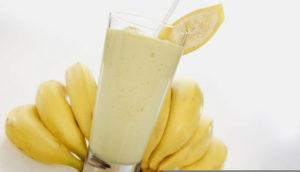 стакан банан