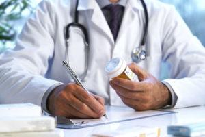 врач лекарство