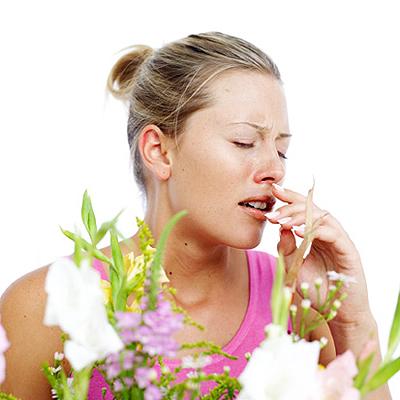 кашель из за аллергии