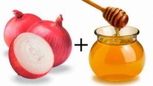 мед плюс лук