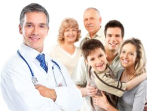 доктор и семьи