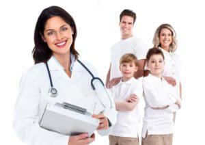 доктор и семья