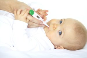 температура и ребенок